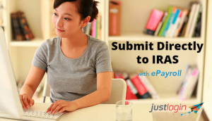Submit Tax Files Directly to IRAS